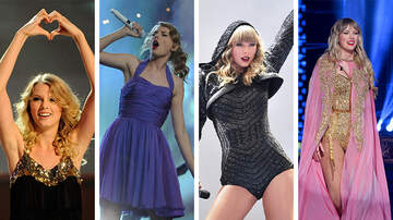 iHeartRadio Music News - From 'Taylor Swift' to 'Lover': Taylor's Style Through The Eras