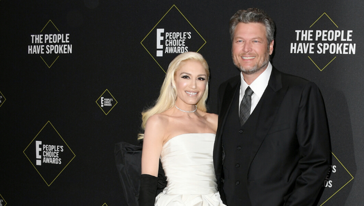Blake Shelton And Gwen Stefani Release New Collaboration 'Nobody But You'