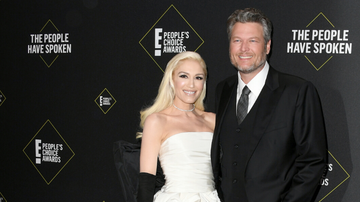 iHeartCountry - Blake Shelton And Gwen Stefani Release New Collaboration 'Nobody But You'
