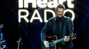 iHeartCountry - Blake Shelton Says 'God's Country' Reenergized Him For New Album
