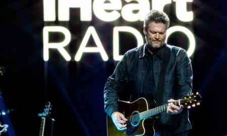 Music News - Blake Shelton Says 'God's Country' Reenergized Him For New Album