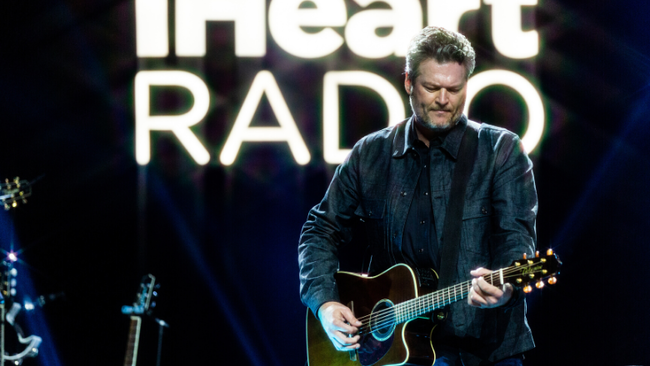 Blake Shelton Says 'God's Country' Reenergized Him For New Album