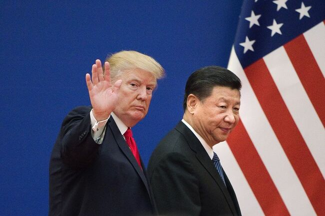 CHINA-US-TRUMP-POLITICS-DIPLOMACY