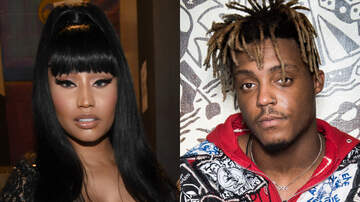 Trending - Nicki Minaj Pays Tribute To Juice WRLD While Accepting Game-Changer Award