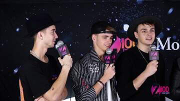 Z100's Jingle Ball - Why Don't We Reveal Winter Plans