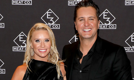 Music News - Luke Bryan Left Hilariously Clever Comment On His Wife Caroline's Instagram