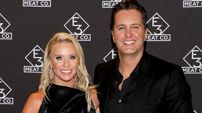 Luke Bryan Left Hilariously Clever Comment On His Wife Caroline's Instagram