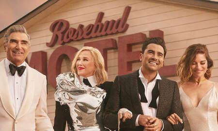 Trending - 'Schitt's Creek' Experience Sets Up Shop In New York City: See The Photos