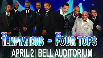 None - Temptations & The 4 Tops - Live In Concert