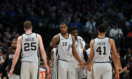 SPURSWATCH - Spurs travel to Mexico City to play the Suns