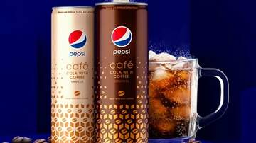 Mathew & Priscilla In The Morning - Pepsi To Release Pepsi-Soda Drink That Has Double The Caffeine