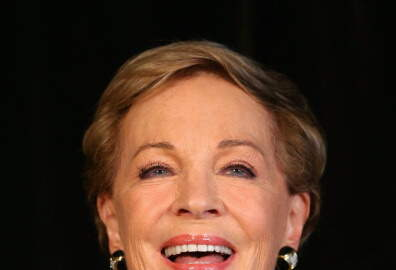iHeartRadio Podcasts - The Hills Are Alive With the Sound of Julie Andrews On Next Question