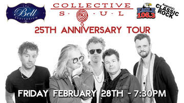 None - Collective Soul - 25th Anniversary Tour