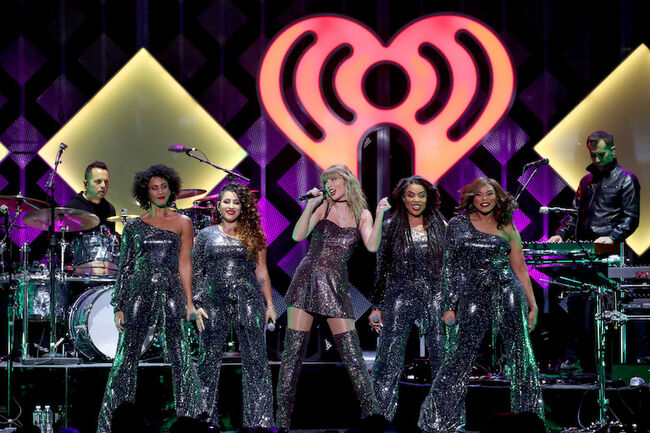 Z100's iHeartRadio Jingle Ball 2019 - Show