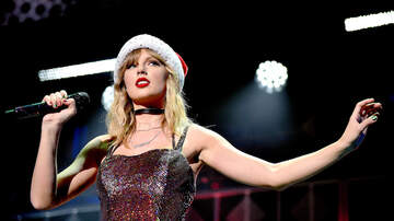 Trending - Taylor Swift Brings Holiday Cheer to Jingle Ball with Christmas Tree Farm