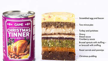 Frank Bell - Christmas Dinner in One Can
