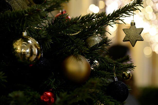 FRANCE-HOLIDAYS-CHRISTMAS