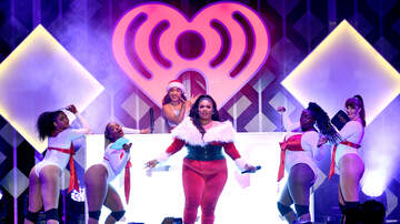 iHeartRadio Music News - Lizzo Breaks Down At 2019 Jingle Ball: 'I've Always Dreamed Of This'