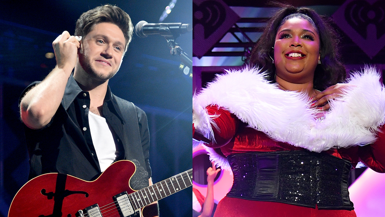 Niall Horan Recalls Sexy Pick-Up Line Lizzo Used That Made Him Blush