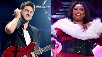 Entertainment News - Niall Horan Recalls Sexy Pick-Up Line Lizzo Used That Made Him Blush