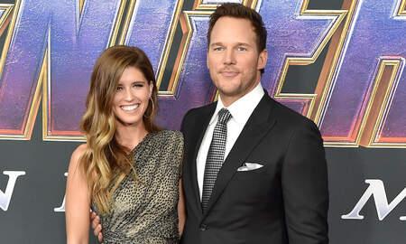 Entertainment News - Chris Pratt Writes Sweet Birthday Message For Wife Katherine Schwarzenegger