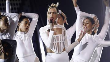 iHeartRadio Music News - Dua Lipa Drops Sassy, Retro 'Future Nostalgia' Title Track: Listen