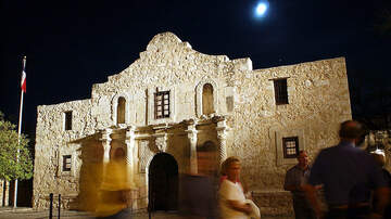 National News - Human Remains Discovered at the Alamo During Archaeological Dig