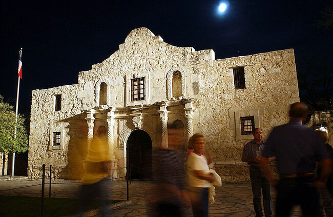 Human Remains Discovered at the Alamo During Archaeological Dig