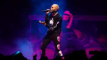 iHeartRadio Music News - Chris Brown Shares Photos of Newborn Son, He just stole my whole face