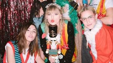 Entertainment News - Taylor Swift's Star-Studded 30th Birthday Party: See The Photos