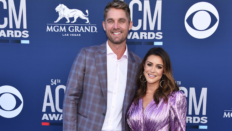 Brett Young Is Excited To Be On The Other Side Of Christmas This Year