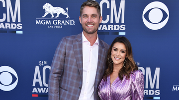 Holidays - Brett Young Is Excited To Be On The Other Side Of Christmas This Year