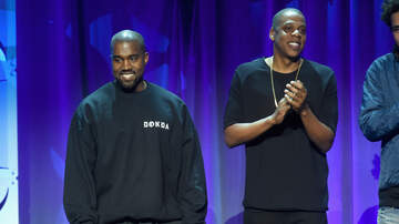 iHeartRadio Music News - Jay-Z and Kanye Reunite After Years of Beef Following Kardashian Wedding