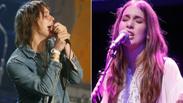 iHeartRadio Music News - Julian Casablancas & Danielle Haim Sing 'Under Pressure,' Don't Know Words
