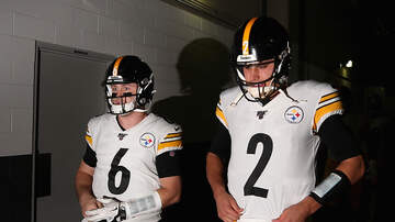 Adam Crowley - If it ain't Ben, it doesn't really matter who plays QB for the Steelers