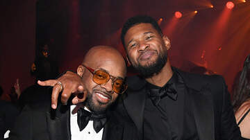 image for Jermaine Dupri Tries to CLEAR UP Usher Herpes Lyrics Speculations