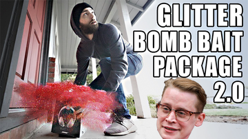 Bill Cunningham - Prankster Back Epically Owning Thieves With Bigger Fart Spray Glitter Bomb