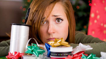 Jennie James - The Holidays Can Be Stressful But Don't Let It Get You!