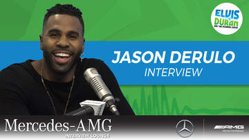 image for Jason Derulo Says It Was Weird Not Being In Control Of 'Cats The Movie'