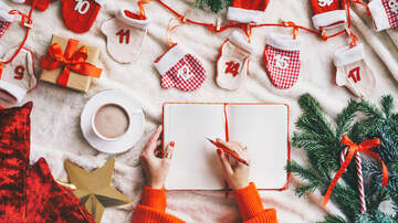 The Rendezvous - Making A Christmas List For Your Partner