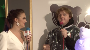 Jingle Ball - Elizabethany Interviews Lewis Capaldi at Our 2019 #HOT995JingleBall!