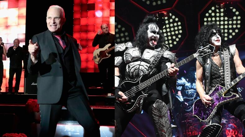David Lee Roth Will Appear With KISS in Lubbock