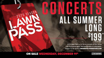 image for Alt 953 2020 Live Nation Lawn Pass Winstagram Contest