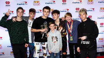 Jingle Ball - Why Don't We Meet and Greet Photos - #HOT995JingleBall