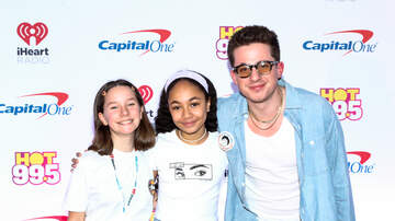 Jingle Ball - Charlie Puth Meet and Greet Photos - #HOT995JingleBall