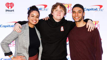 Jingle Ball - Lewis Capaldi Meet and Greet Photos - #HOT995JingleBall