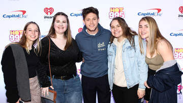 Jingle Ball - Niall Horan Meet and Greet Photos - #HOT995JingleBall