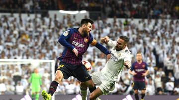 El Chamo - Messi prefiere los clásicos en el Bernabéu porque hay mas espacios