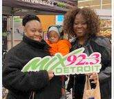 Frankie Darcell - SUCCESS! Frankie's Families 2019 helped 90 Families in Detroit!