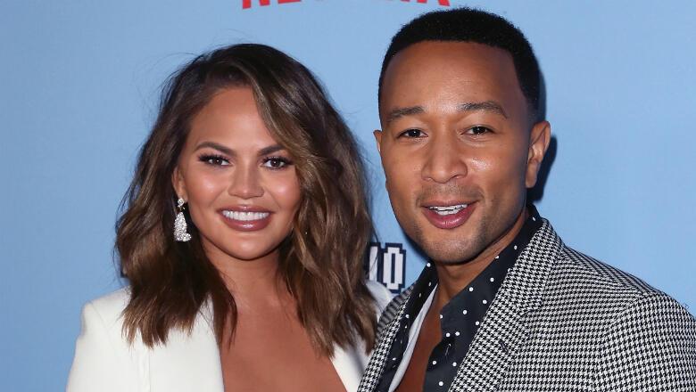 Chrissy Teigen unleashes an epic Twitter rant on husband John Legend